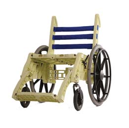 Liberty MRI manual wheelchair
